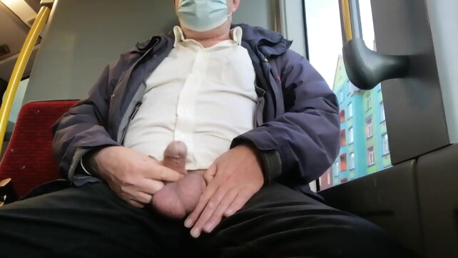 Gay Xnxx - Ruined Cumshot in Public Traffic amateur