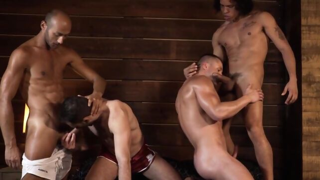 Gay Xnxx - Alejandro Castillo, Wolf Rayet, Dominic Arrow, Dennis Sokolov Raw Sucking And Fucking bareback
