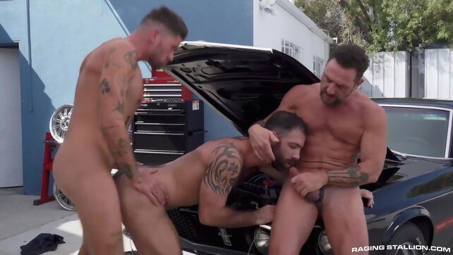 Gay Xnxx - RS - Maximum Torque 4K bareback